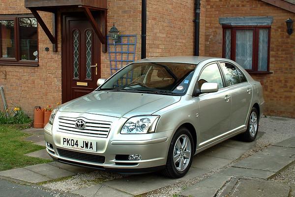 New Car, 2/4/2004