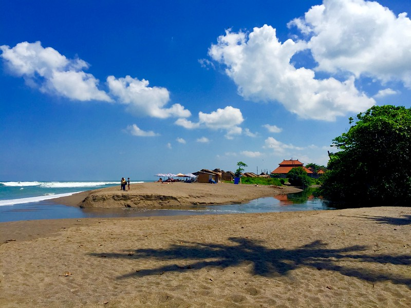 On the way to Tanah Lot | BALI
