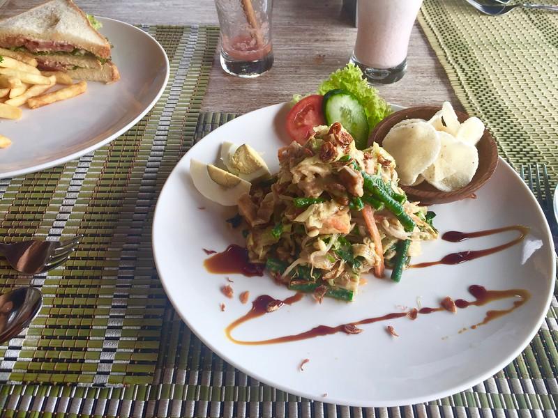 Eating near Canggu | BALI
