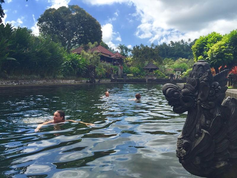 Royal pools of Tirta Gangga | BALI