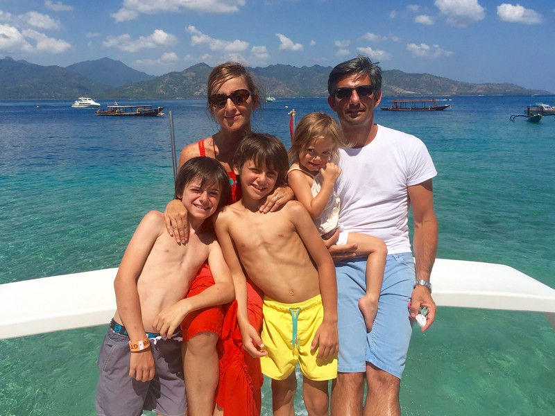 My French Family | BALI