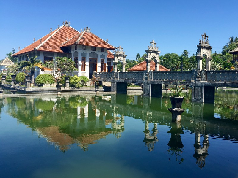 Taman Ujung Water Palace | BALI