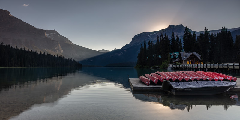 Emerald Lake V