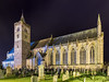 Dunblane Cathedral at Night
