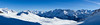 French Alps Panorama