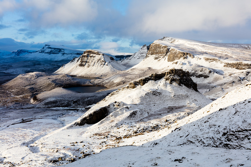 First Light on the Quiraing