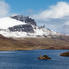The Storr from Loch Fada