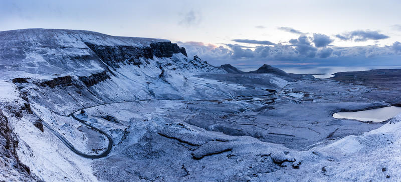 The Quiraing Dawn 2