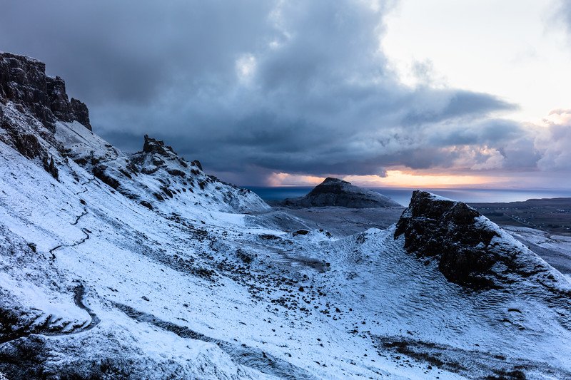 The Quiraing at Day Break
