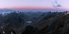 Moonset Over Glen Coe (Panorama)