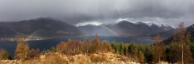 Kintail Lightshow