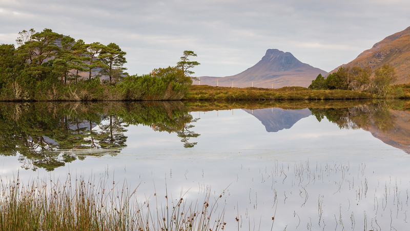 Stac Pollaidh Reflections