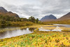 Liathach from Loch Clair
