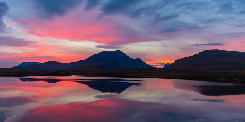 Assynt Relections