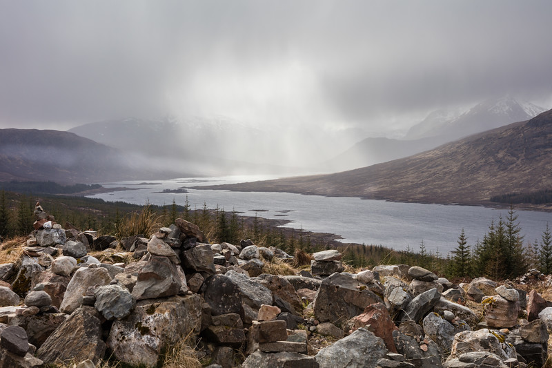 Loch Loyne Light