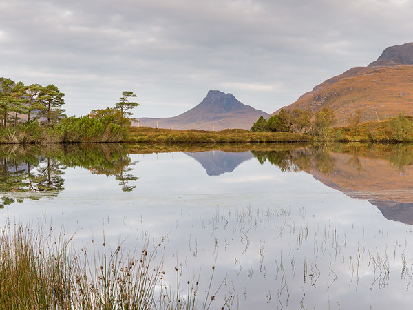 Stac Pollaidh Reflections 3