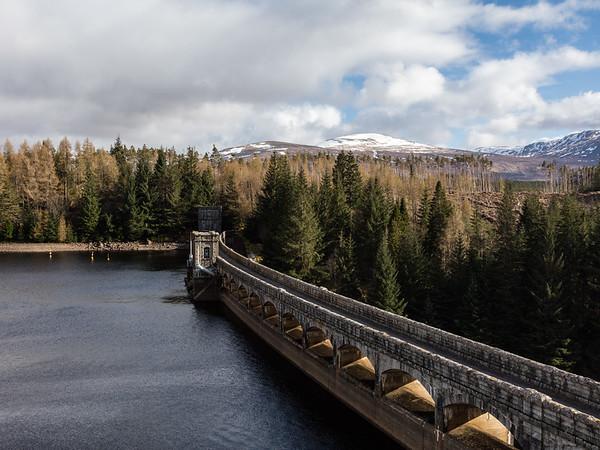 Laggan Dam 2