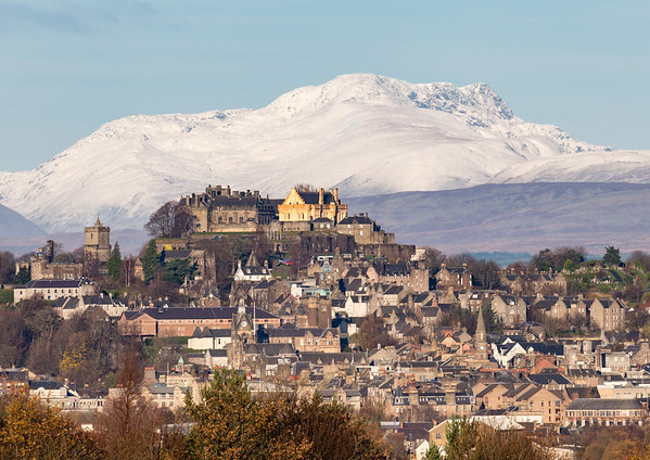 Stirling Castle I