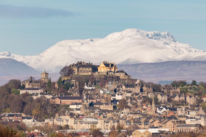 Stirling Castle 9