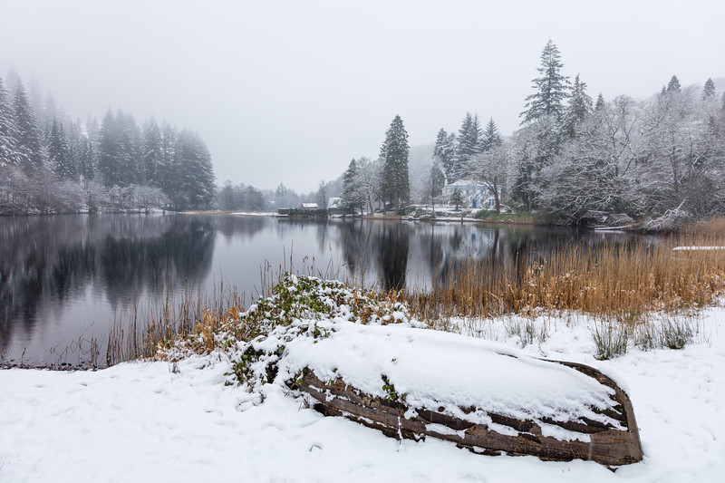 Loch Ard Winter 2