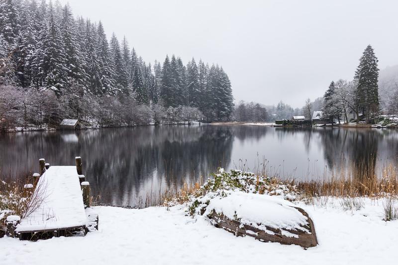 Loch Ard Winter 3