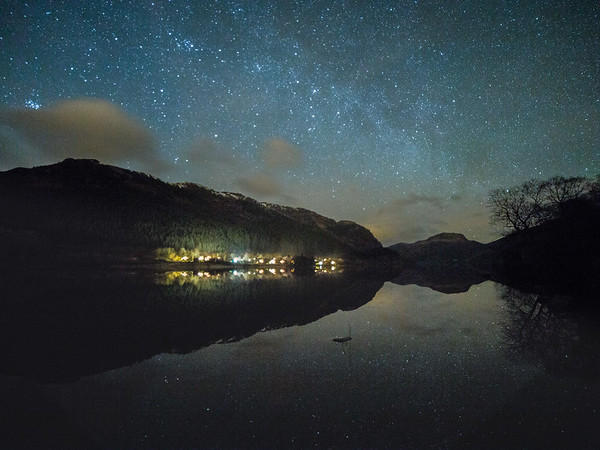 Reflections of the Stars