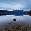 Loch Achray Reflections at Dusk