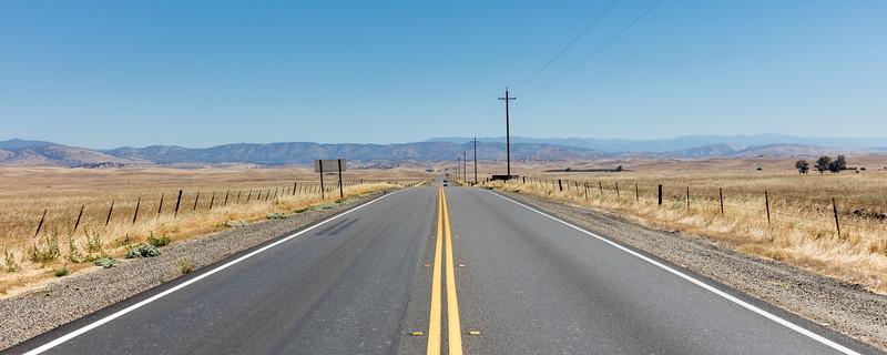 Central Yosemite Highway