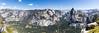 Half Dome Panorama 4
