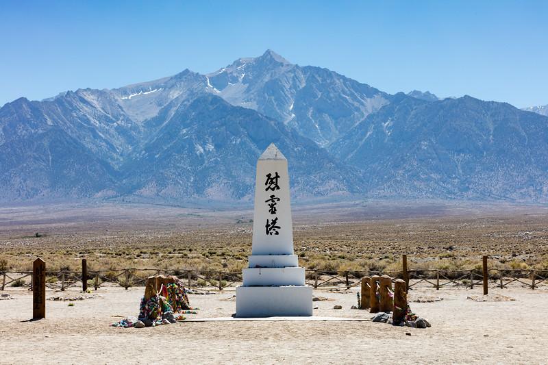 Manzanar and Mount Whitney