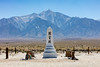 Manzanar and Mount Whitney