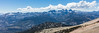 Mammoth Mountain Panorama