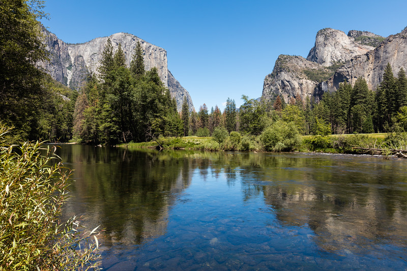 Merced River View 3