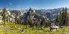 Half Dome Panorama 2