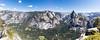 Half Dome Panorama 3