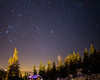 Orion's Belt in the Alps 2