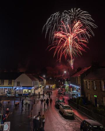 Dunblane Extravaganza Fireworks 2016 -1