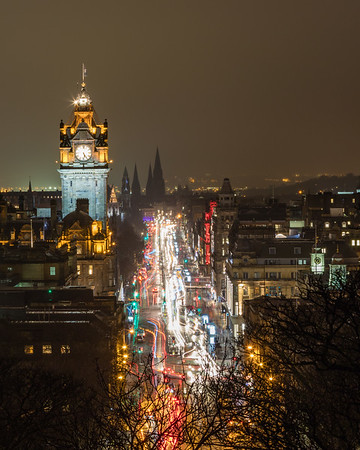 Edinburgh from Calton Hill 5
