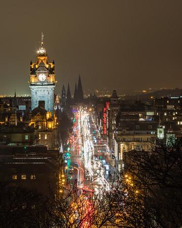 Edinburgh from Calton Hill 5