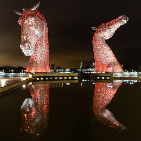 Kelpies Red