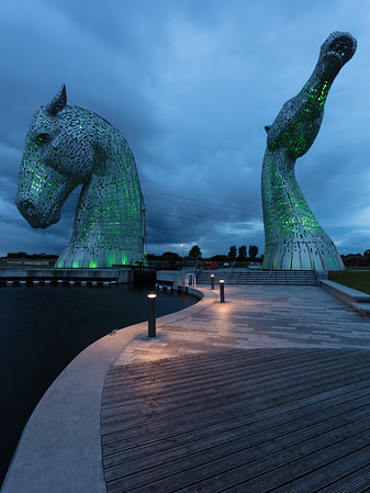 Kelpies Green