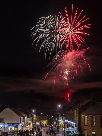 Dunblane Extravaganza Fireworks 2016 - 4