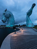 Kelpies Blue