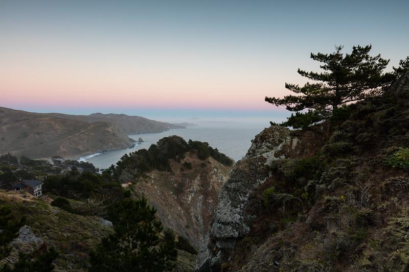 Muir Beach Sunset