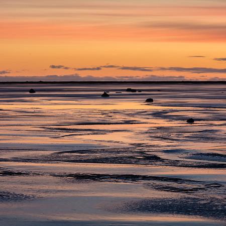 Iceland Ice Patterns