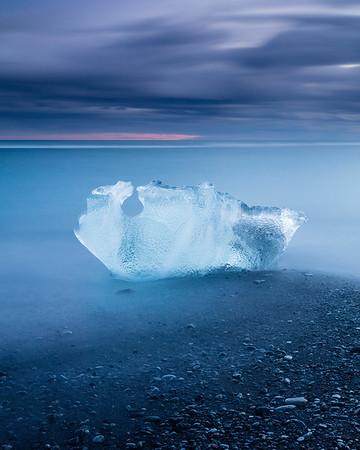 Ice Ashore