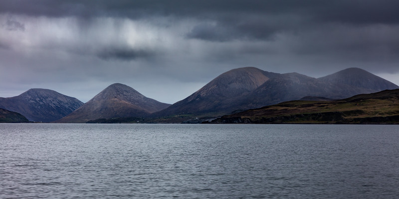 Red Cuillin Squall