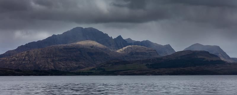 Layers of Skye