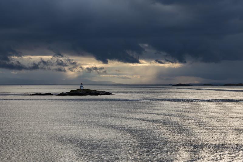 Sgeir Glas Lighthouse
