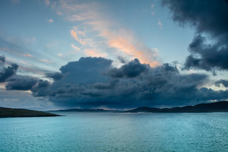 Harris Sunset Rain